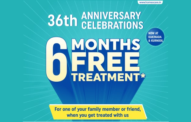 6 Month Free Treatment for your Near & Dear ones-Services-Health & Beauty Services-Health-Chennai