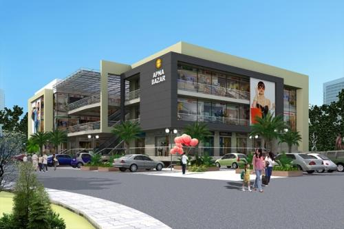 Shopping Malls In Jaipur offer by Upasna Group-Real Estate-For Sell-Commercial Store for Sale-Jaipur