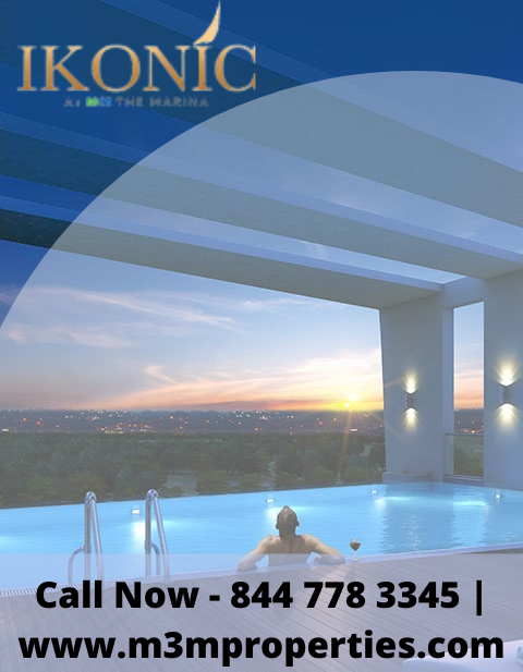 M3M Ikonic Marina Sector 68 Gurugram - The Bliss Of A Cozy -Services-Real Estate Services-Gurgaon
