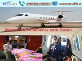 Medilift Air Ambulance Service in Mumbai with Medical Team-Services-Health & Beauty Services-Health-Mumbai