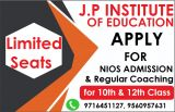 nios admission 10th 12th at open school in govind pura-Classes-Continuing Education-Delhi