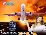 Get Top-Grade Air Ambulance Service in Patna with Doctor  -Services-Health & Beauty Services-Health-Patna