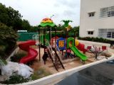 manufactures of play ground equipments and outdoor gym equip-Services-Lawn & Garden Services-Hyderabad