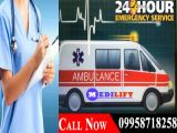 Top-Level ICU Ambulance Service in Saguna More by Medilift-Services-Health & Beauty Services-Health-Patna