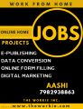Scam free part time jobs online data entry -Jobs-Customer Service & Call Centre-Noida