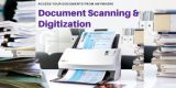 Document scanning and digitization service -Services-Other Services-Chennai