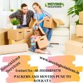 Get Free Quotes of Top 3 Packers and movers Pune to Kolkata-Services-Moving & Storage Services-Pune