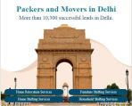 Hire the Top Most Packers & Movers in Delhi-Services-Moving & Storage Services-Gurgaon