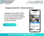 Instagram Clone APP Development Company in India-Services-Other Services-Chandigarh
