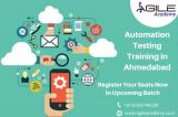 Learn Automation Testing Course at Agile Academy in India-Classes-Computer Classes-Other Computer Classes-Ahmedabad