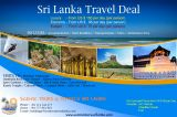 Sri Lanka Holidays TOP DEALS - 6 Nights / 7 Days-Services-Other Services-Ahmedabad