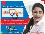 Lakshya MBBS Best Consultancy for MBBS Abroad in Bhopal M P-Jobs-Education & Training-Bhopal