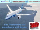Best Reliable Charter Air Ambulance Service in Ranchi-Services-Health & Beauty Services-Health-Ranchi