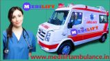 Top-Listed Emergency Ambulance Service in Delhi by Medilift-Services-Health & Beauty Services-Health-Delhi