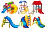 Outdoor playground equipment supplier & Manufacture in India-Services-Other Services-Mumbai