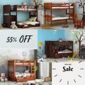 Upto 55% OFF on Bunk Beds for Kids Online in Chennai | Woode-E-Market-Furniture-Kids Furniture-Chennai