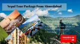 Ahmedabad to Nepal Tour Package-Services-Travel Services-Ahmedabad