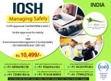 Join IOSH Course in Haryana and Get free Certifications-Services-Other Services-Delhi