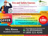 Combo Offer for Fire and Safety Diploma Courses-Services-Other Services-Kochi