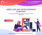 Uber Like APP Development Company - Omninos Solutions-Services-Other Services-Chandigarh