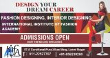 GET DIRECT ADMISSION IN FASHION DESIGNING IN IIFA-Jobs-Education & Training-Delhi