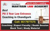 PU 3 Year Law Entrance Syllabus, Exam Coaching in Chandigarh-Classes-Other Classes-Chandigarh
