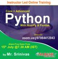 Python online training - NareshIT Hyderabad-Classes-Computer Classes-Programming Classes-Hyderabad
