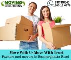 Top and Verified Movers and Packers in Bannerghatta Road-Services-Moving & Storage Services-Bangalore