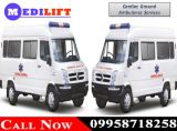 Get Best and Low Cost Road Ambulance Service in Kurji-Services-Health & Beauty Services-Health-Patna