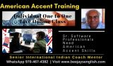 American Accent Training with One Tutor for One Person -Classes-Other Classes-Hyderabad