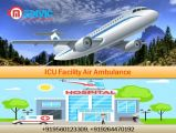 Reliable Patient Transfer Air Ambulance Service in Patna  -Services-Health & Beauty Services-Health-Patna
