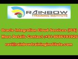 Oracle Integration Cloud Service Online Training   OIC-Classes-Computer Classes-Other Computer Classes-Hyderabad