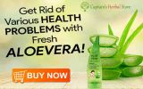 Buy Best Herbal Aloe Vera Face Gel for Skin at Best Price -E-Market-Health & Beauty-Skin Care-Bangalore