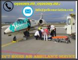 Book Low-cost Air Ambulance in Delhi by Pelicon Aviation-Services-Health & Beauty Services-Health-Delhi