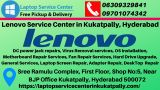 Lenovo Service center in Hyderabad-Services-Computer & Tech Help-Hyderabad