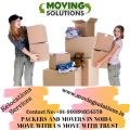 Top Rated and Verified Movers and Packers in Noida-Services-Moving & Storage Services-Delhi