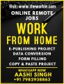 Genuine Full Time/Part Time Jobs at Home-Jobs-Part Time Jobs-Anakapalle
