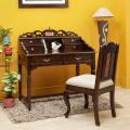 Stylish Study Table in Teakwood-E-Market-Furniture-Other Household Items-Ghaziabad