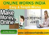 Home based jobs-Jobs-Part Time Jobs-Ahmedabad