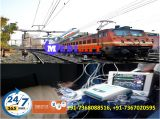 Choose Full Medical Support Rail Ambulance Service in Mumbai-Services-Health & Beauty Services-Health-Mumbai