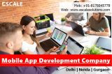 Get High-Performing Mobile Apps From Escale Solutions-Services-Web Services-Gurgaon
