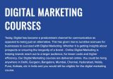 Digital Marketing Training Courses-Services-Other Services-Gurgaon