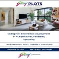 Godrej Plots - Plots starting from 50 Lakhs in sector 83-Services-Real Estate Services-Faridabad
