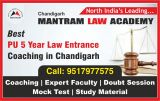 PU 5 Year Law Entrance Syllabus, Exam Coaching in Chandigarh-Classes-Other Classes-Chandigarh