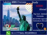 Study MBBS Abroad Consultant in Gwalior-Jobs-Education & Training-Gwalior