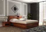 Check out our latest collection of Sheesham Wood Bed-E-Market-Furniture-Beds & Wardrobes-Bangalore