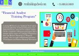 Financial Analyst Training Program-Classes-Other Classes-Hyderabad