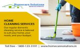 Homecare Solutions offers on demand home cleaning services -Services-Home Services-Bangalore