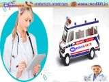 Quick Patient Transfer Ambulance Service in Gandhi Maidan-Services-Health & Beauty Services-Health-Patna