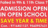 Filling nios open board class 10th 12th online admission -Classes-Continuing Education-Mandoli